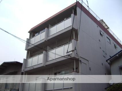 広島県広島市西区、横川駅徒歩14分の築39年 4階建の賃貸マンション