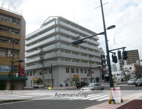 広島県広島市西区、横川駅徒歩12分の築27年 8階建の賃貸マンション