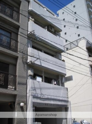 広島県広島市中区、比治山下駅徒歩7分の築31年 5階建の賃貸マンション