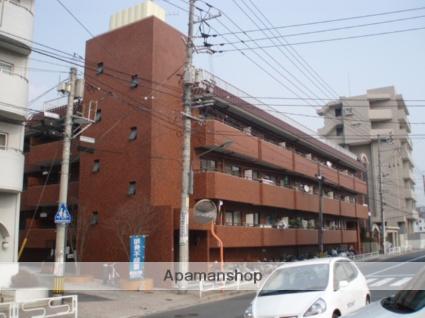 広島県広島市東区、広島駅徒歩9分の築35年 3階建の賃貸マンション