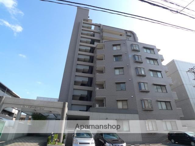 広島県広島市西区、西広島駅徒歩7分の築20年 10階建の賃貸マンション