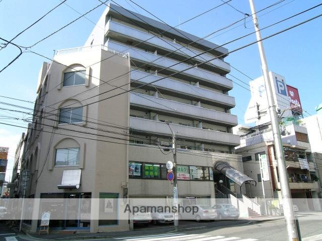 広島県広島市西区、西広島駅徒歩3分の築27年 8階建の賃貸マンション