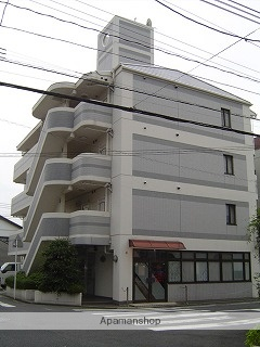 広島県広島市西区、観音町駅徒歩12分の築26年 4階建の賃貸マンション