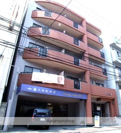 広島県広島市中区、城北駅徒歩8分の築24年 5階建の賃貸マンション