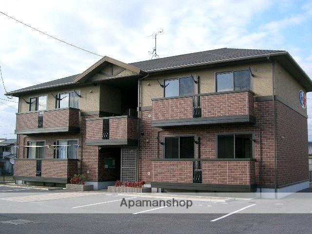 広島県福山市、駅家駅徒歩17分の築15年 2階建の賃貸アパート
