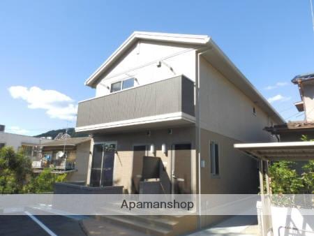 広島県福山市、福山駅徒歩19分の築3年 2階建の賃貸アパート
