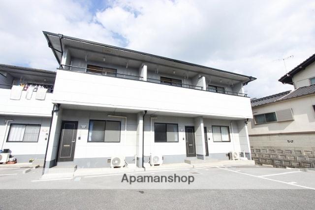 広島県呉市の築21年 2階建の賃貸アパート