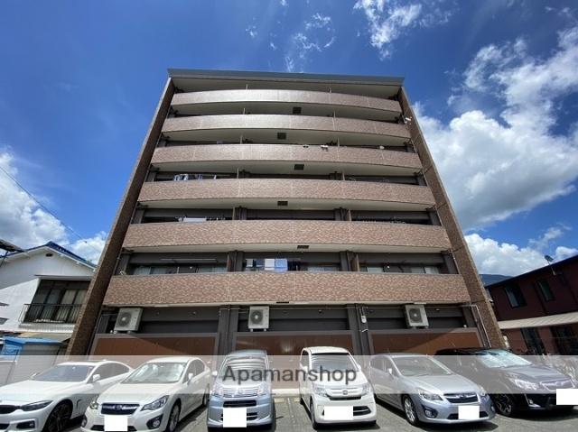 広島県呉市、新広駅徒歩14分の築14年 7階建の賃貸マンション