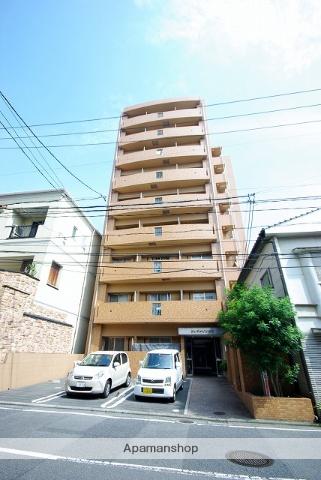 広島県呉市、呉駅徒歩18分の築9年 9階建の賃貸マンション