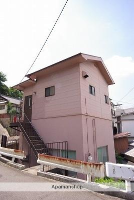 広島県呉市の築39年 2階建の賃貸マンション
