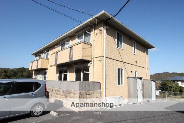 広島県安芸郡熊野町の築12年 2階建の賃貸アパート