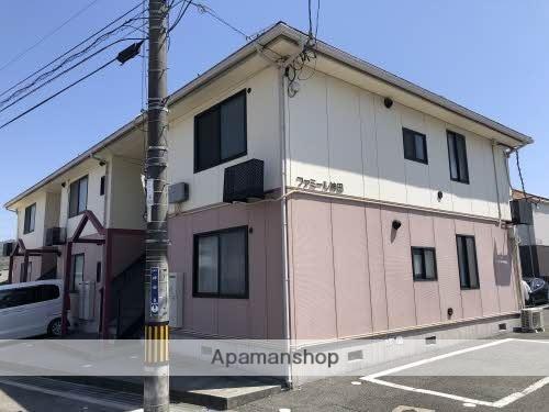 広島県安芸郡熊野町の築20年 2階建の賃貸アパート