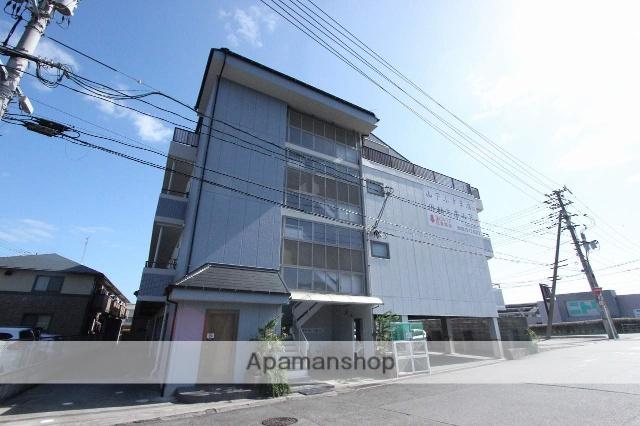 広島県呉市、新広駅徒歩8分の築17年 4階建の賃貸マンション