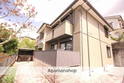 広島県安芸郡熊野町の築14年 2階建の賃貸アパート