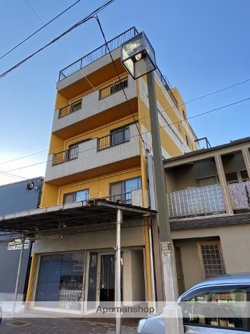広島県呉市の築28年 4階建の賃貸マンション
