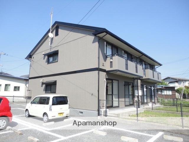 広島県安芸郡熊野町の築24年 2階建の賃貸アパート
