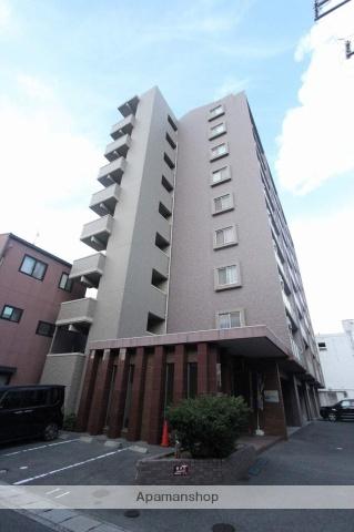 広島県呉市、広駅徒歩17分の築10年 9階建の賃貸マンション