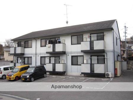 広島県呉市の築19年 2階建の賃貸アパート