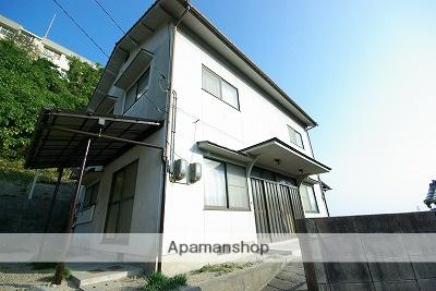 広島県呉市の築30年 2階建の賃貸アパート