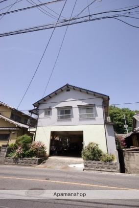 広島県江田島市の築38年 2階建の賃貸アパート