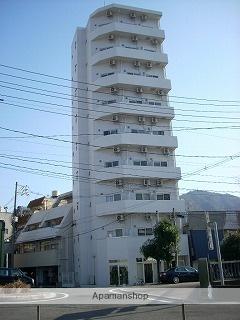 広島県呉市、呉駅徒歩13分の築9年 9階建の賃貸マンション