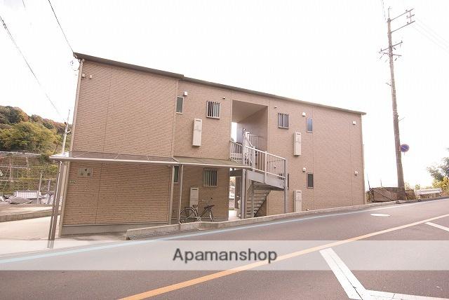 広島県江田島市の築2年 2階建の賃貸アパート