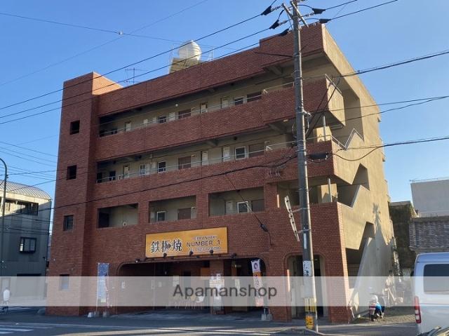 広島県呉市、新広駅徒歩15分の築32年 4階建の賃貸マンション