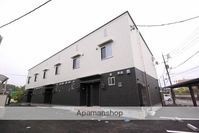 広島県江田島市の築1年 2階建の賃貸アパート