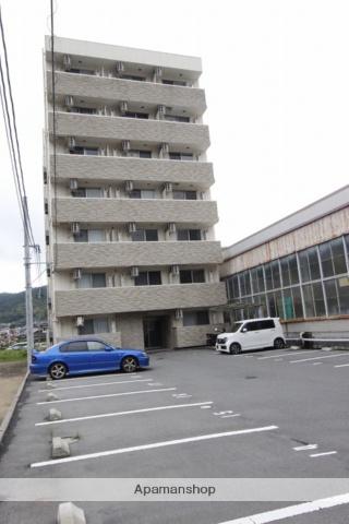 広島県呉市、広駅徒歩12分の築1年 7階建の賃貸マンション