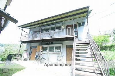 広島県呉市の築41年 2階建の賃貸アパート