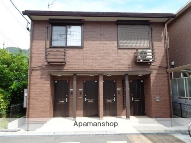 広島県呉市の新築 2階建の賃貸アパート