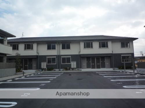 広島県呉市、広駅徒歩30分の新築 2階建の賃貸アパート