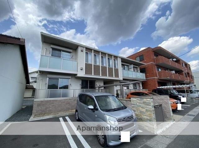 広島県呉市、安芸阿賀駅徒歩18分の新築 2階建の賃貸アパート