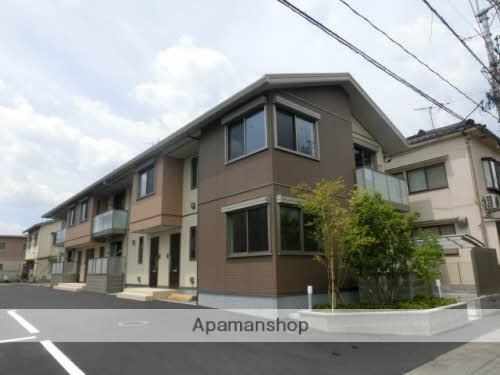 広島県呉市、広駅徒歩18分の新築 2階建の賃貸アパート