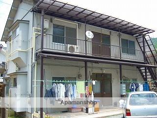 広島県呉市の築47年 2階建の賃貸アパート