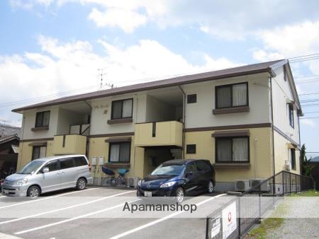 広島県呉市の築20年 2階建の賃貸アパート