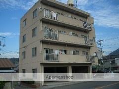 広島県呉市、吉浦駅徒歩5分の築38年 4階建の賃貸マンション