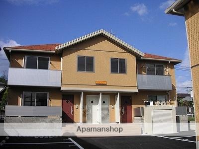 広島県安芸郡熊野町の築10年 2階建の賃貸アパート