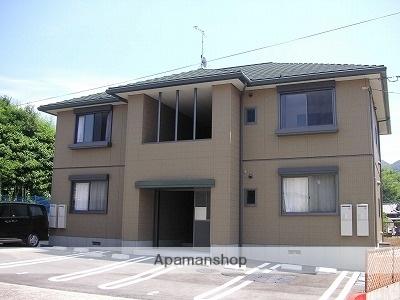 広島県江田島市の築14年 2階建の賃貸アパート