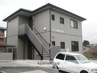 広島県呉市の築15年 2階建の賃貸アパート