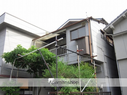広島県呉市、広駅徒歩3分の築41年 2階建の賃貸一戸建て