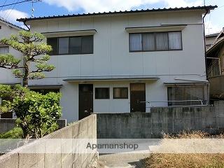 広島県呉市、仁方駅徒歩5分の築27年 2階建の賃貸アパート