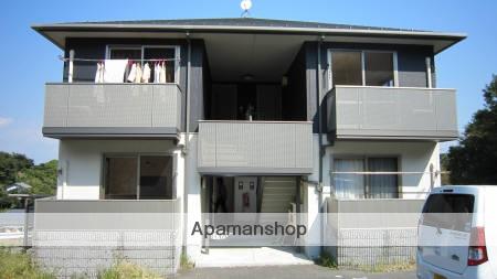 広島県江田島市の築11年 2階建の賃貸アパート