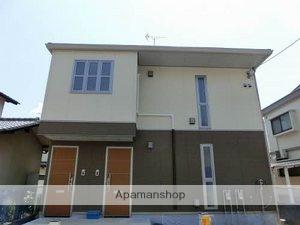 広島県安芸郡熊野町の築4年 2階建の賃貸アパート