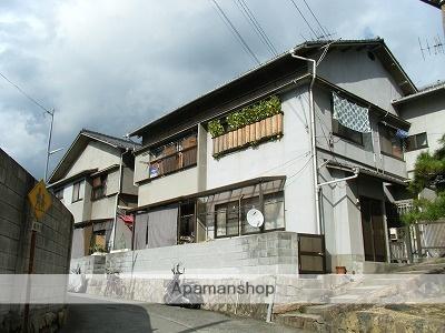 広島県呉市の築46年 2階建の賃貸アパート