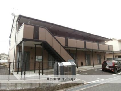 広島県広島市佐伯区、広域公園前駅徒歩16分の築13年 2階建の賃貸アパート