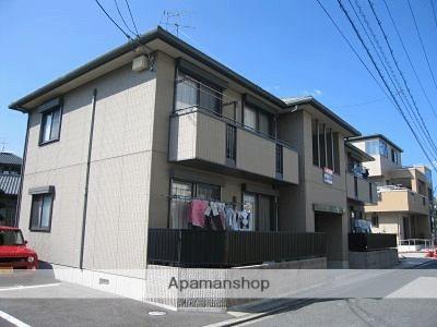 広島県廿日市市、阿品駅徒歩2分の築17年 2階建の賃貸アパート