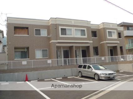 広島県広島市佐伯区の築2年 2階建の賃貸アパート