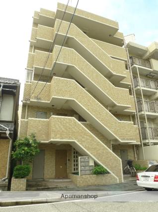 広島県広島市西区、草津駅徒歩7分の築28年 5階建の賃貸マンション
