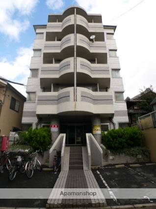 広島県広島市佐伯区、広電五日市駅徒歩18分の築27年 5階建の賃貸マンション
